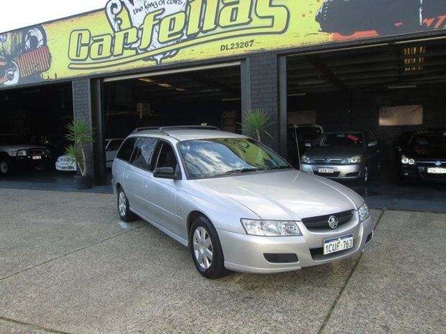 Used Holden Commodore Executive, O'Connor, 2006 Holden Commodore Executive Wagon