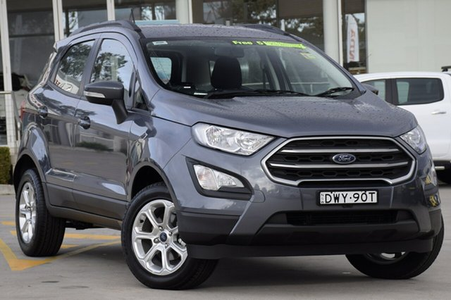 Discounted Demonstrator, Demo, Near New Ford Ecosport Trend, Narellan, 2018 Ford Ecosport Trend SUV