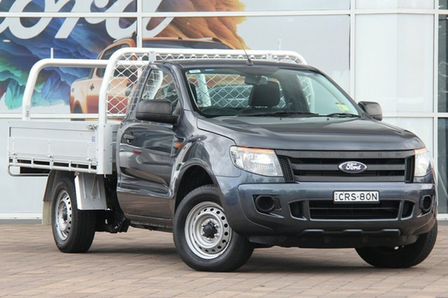 Discounted Used Ford Ranger XL 4x2, Warwick Farm, 2014 Ford Ranger XL 4x2 Cab Chassis