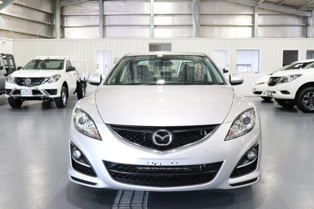 Used Mazda 6 Touring, 2012 Mazda 6 Touring GH Series 2 Sedan