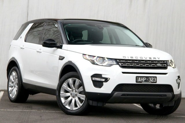 Used Land Rover Discovery Sport Td4 SE, Malvern, 2015 Land Rover Discovery Sport Td4 SE Wagon