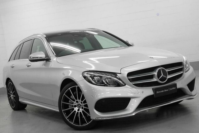 Used Mercedes-Benz C250 d Estate 9G-TRONIC, Chatswood, 2017 Mercedes-Benz C250 d Estate 9G-TRONIC Wagon