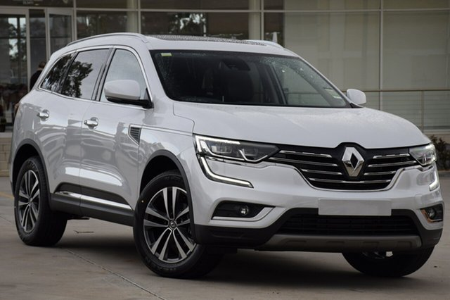 Discounted Demonstrator, Demo, Near New Renault Koleos Intens X-tronic, Narellan, 2018 Renault Koleos Intens X-tronic Wagon