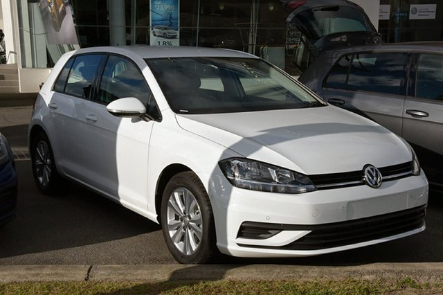 Demonstrator, Demo, Near New Volkswagen Golf, Southport, 2018 Volkswagen Golf Hatchback