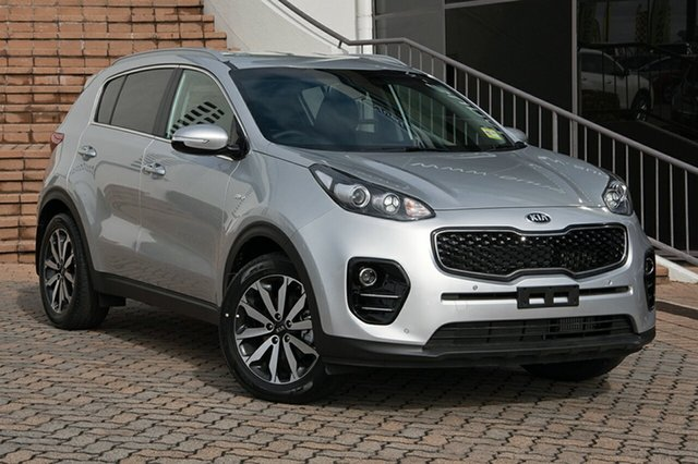 Discounted Demonstrator, Demo, Near New Kia Sportage SLi AWD, Southport, 2018 Kia Sportage SLi AWD SUV