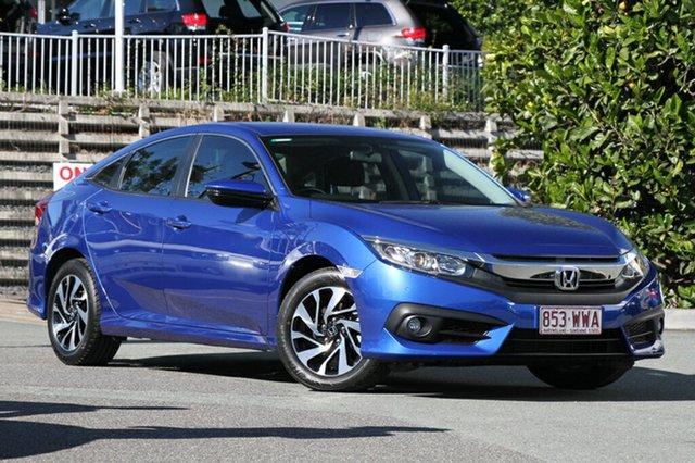 Used Honda Civic VTi-S, Moorooka, Brisbane, 2016 Honda Civic VTi-S Sedan