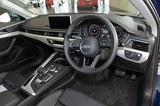 2016 Audi A4 Sport S tronic quattro Sedan.