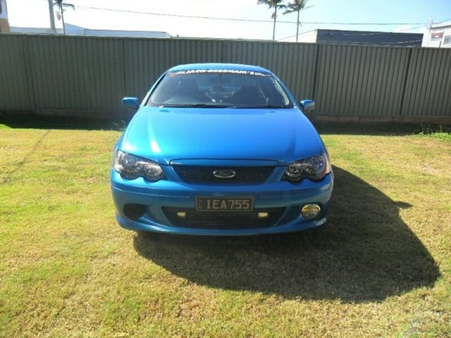 Used Ford Falcon XR6 Turbo, Redcliffe, 2003 Ford Falcon XR6 Turbo Sedan