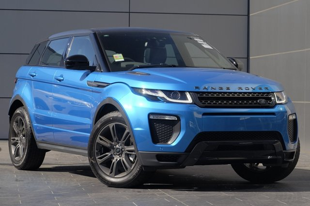 New Land Rover Range Rover Evoque TD4 180 Landmark, Newstead, 2017 Land Rover Range Rover Evoque TD4 180 Landmark Wagon