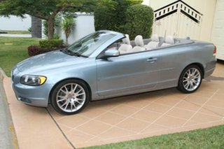Discounted Used Volvo C70 T5, Bundall, 2009 Volvo C70 T5 M Series MY10 Convertible