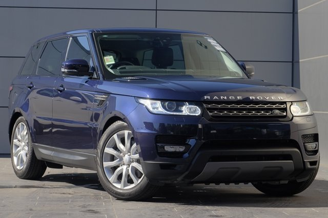 New Land Rover Range Rover Sport TdV6 CommandShift SE, Newstead, 2017 Land Rover Range Rover Sport TdV6 CommandShift SE Wagon