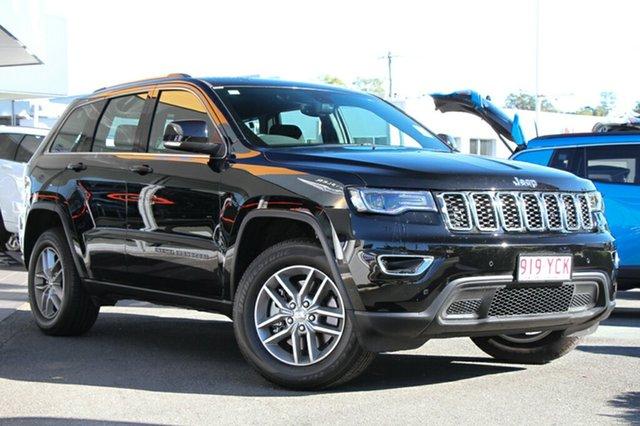 Demonstrator, Demo, Near New Jeep Grand Cherokee Laredo, Indooroopilly, 2018 Jeep Grand Cherokee Laredo Wagon