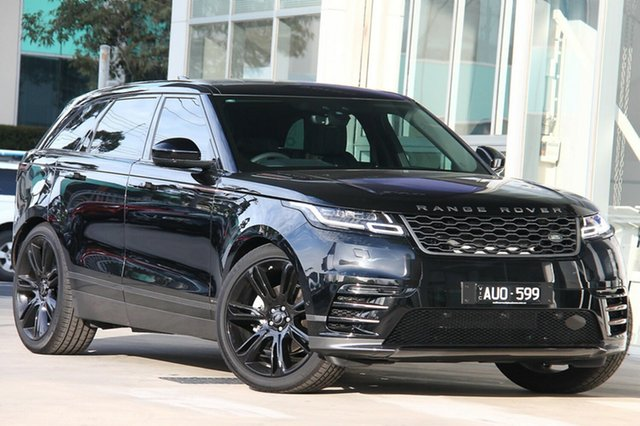 Demonstrator, Demo, Near New Land Rover Range Rover Velar D300 AWD R-Dynamic HSE, Port Melbourne, 2018 Land Rover Range Rover Velar D300 AWD R-Dynamic HSE Wagon