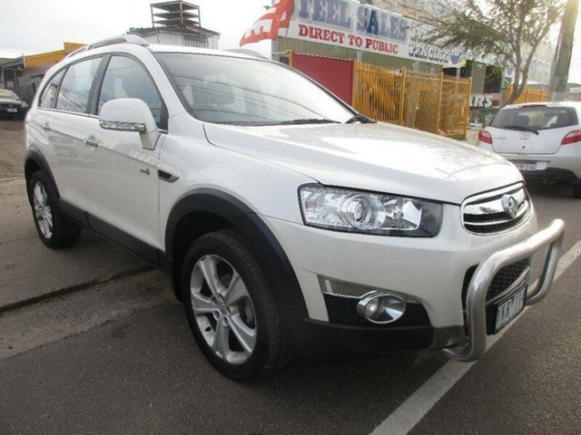 Used Holden Captiva 7 LX (4x4), Hoppers Crossing, 2011 Holden Captiva 7 LX (4x4) Wagon