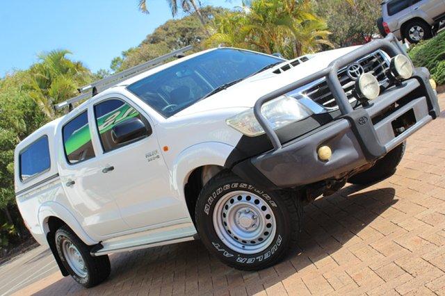 Used Toyota Hilux SR Double Cab, Bokarina, 2012 Toyota Hilux SR Double Cab KUN26R MY12 Utility