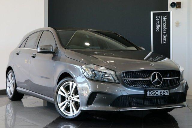 Used Mercedes-Benz A180 D-CT, Mosman, 2017 Mercedes-Benz A180 D-CT Hatchback