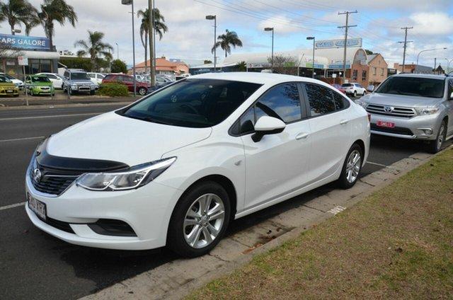 Used Holden Astra LS, Toowoomba, 2017 Holden Astra LS Sedan