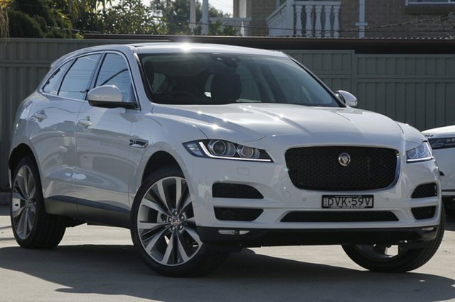 Demonstrator, Demo, Near New Jaguar F-PACE 25t AWD Prestige, Blakehurst, 2017 Jaguar F-PACE 25t AWD Prestige Wagon