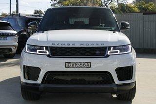 2017 Land Rover Range Rover Sport SD4 CommandShift SE Wagon.
