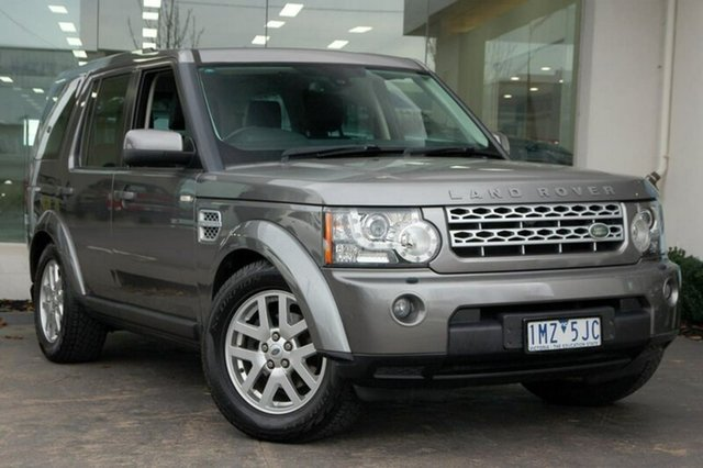 Used Land Rover Discovery 4 TdV6 CommandShift, Doncaster, 2011 Land Rover Discovery 4 TdV6 CommandShift Wagon