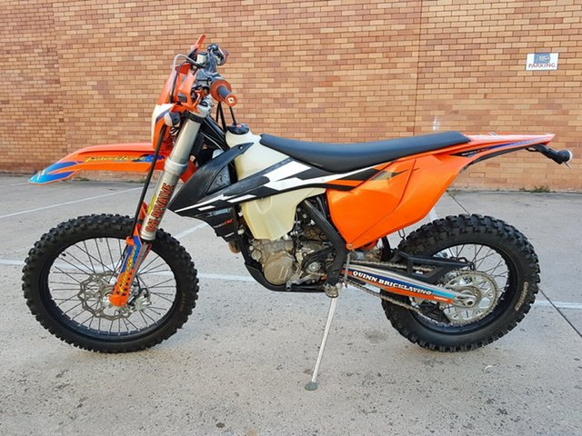 Used KTM 500 EXC-F 500CC, Townsville, 2017 KTM 500 EXC-F 500CC