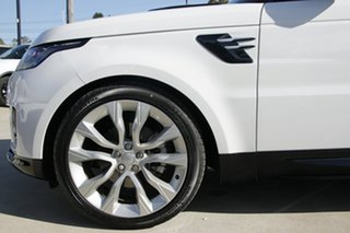 2017 Land Rover Range Rover Sport SDV6 CommandShift HSE Wagon.