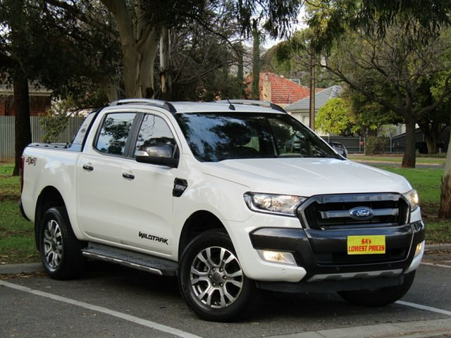 Used Ford Ranger Wildtrak Double Cab, 2015 Ford Ranger Wildtrak Double Cab Utility