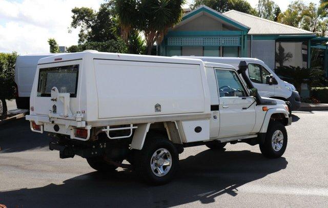 Used Toyota Landcruiser GXL, Acacia Ridge, 2015 Toyota Landcruiser GXL VDJ79R Cab Chassis