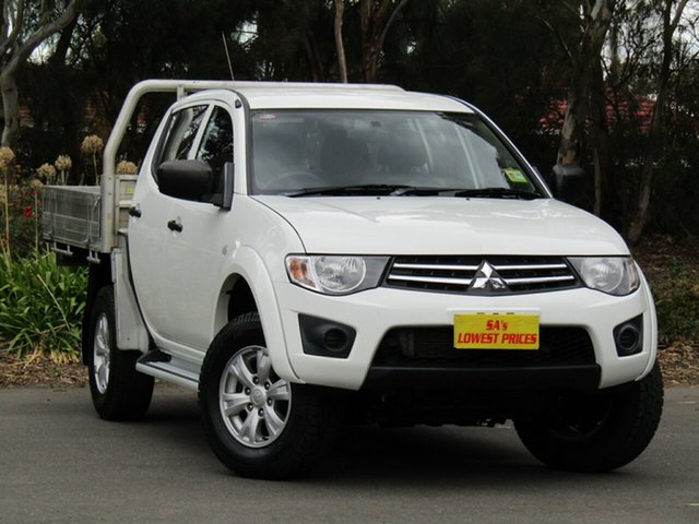 Used Mitsubishi Triton GLX Double Cab, 2014 Mitsubishi Triton GLX Double Cab Utility
