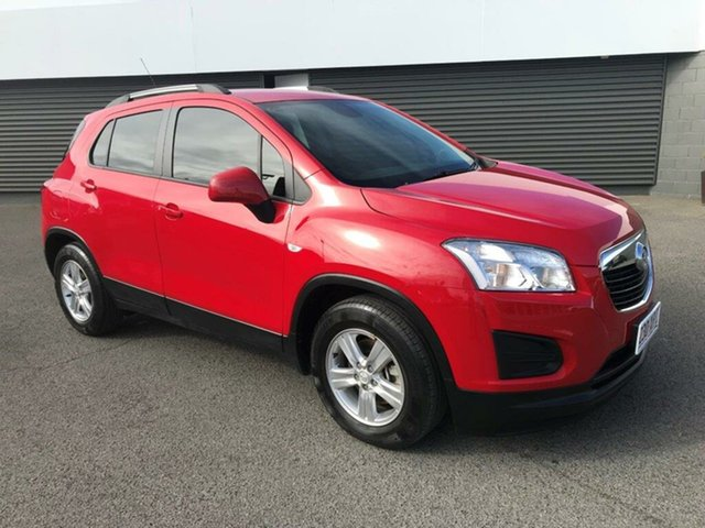 Used Holden Trax LS, Gladstone, 2014 Holden Trax LS Wagon