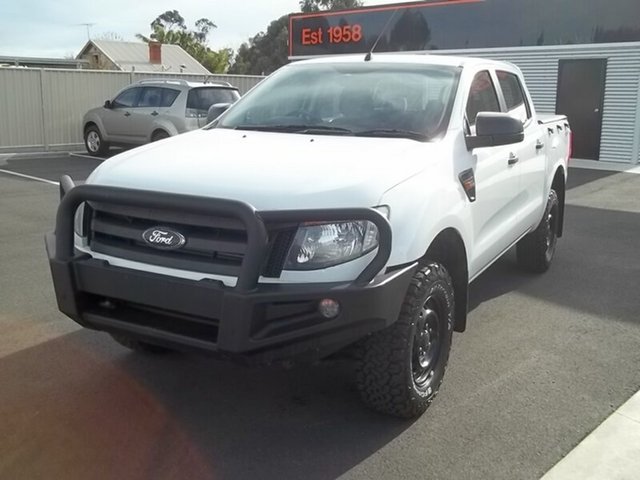 Used Ford Ranger XL Double Cab 4x2 Hi-Rider, Murray Bridge, 2014 Ford Ranger XL Double Cab 4x2 Hi-Rider Utility
