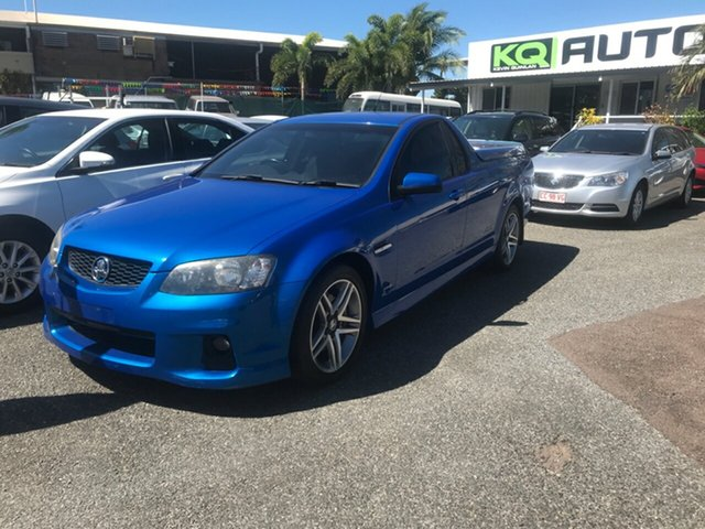 Used Holden Commodore SS, Winnellie, 2011 Holden Commodore SS Utility