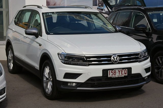 Demonstrator, Demo, Near New Volkswagen Tiguan, Southport, 2018 Volkswagen Tiguan Wagon