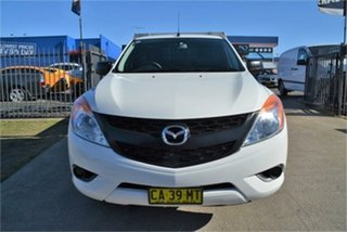 2014 Mazda BT-50 XT Cab Chassis.