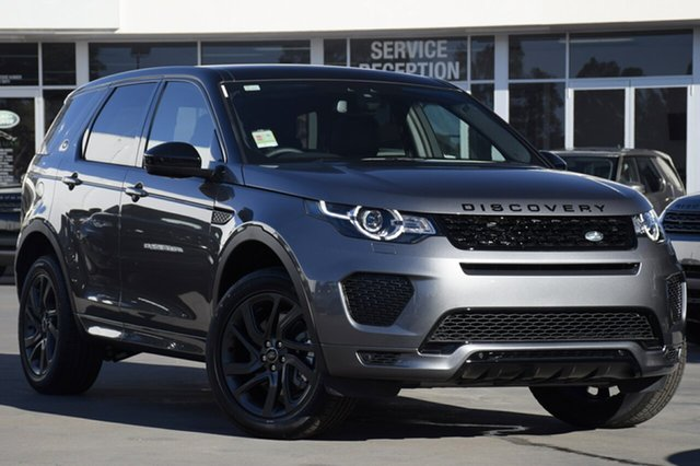 Demonstrator, Demo, Near New Land Rover Discovery Sport Si4 213kW SE, Warwick Farm, 2017 Land Rover Discovery Sport Si4 213kW SE SUV