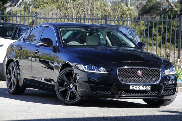 Used Jaguar XE 20d Prestige, Bennetts Green, 2016 Jaguar XE 20d Prestige Sedan