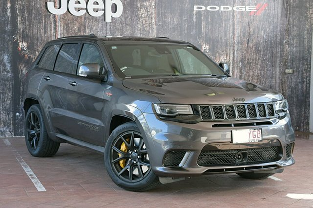 Demonstrator, Demo, Near New Jeep Grand Cherokee Trackhawk, Southport, 2018 Jeep Grand Cherokee Trackhawk Wagon