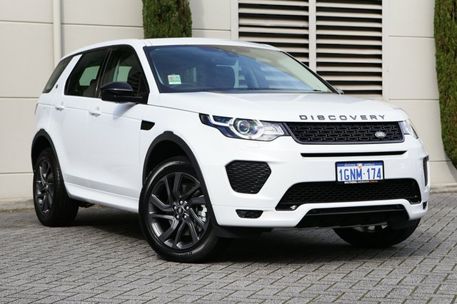 Demonstrator, Demo, Near New Land Rover Discovery Sport Si4 213kW SE, Cannington, 2018 Land Rover Discovery Sport Si4 213kW SE Wagon