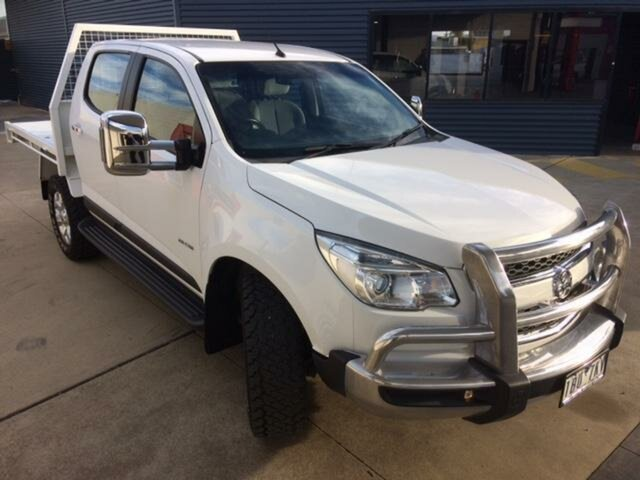 Used Holden Colorado LTZ (4x4), Wangaratta, 2014 Holden Colorado LTZ (4x4) Crew Cab Pickup