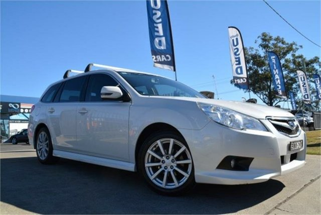 Used Subaru Liberty 2.5I Sports, Mulgrave, 2010 Subaru Liberty 2.5I Sports Wagon