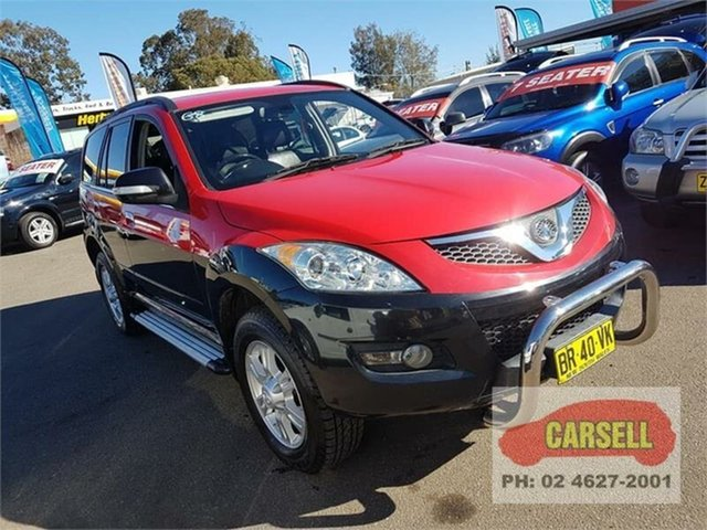 Used Great Wall X200, Campbelltown, 2012 Great Wall X200 Wagon