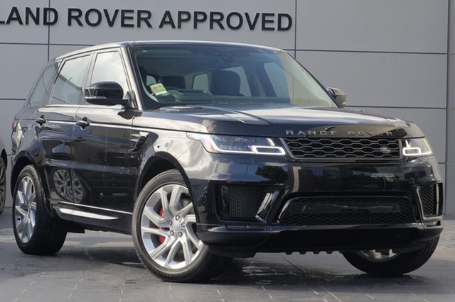 New Land Rover Range Rover Sport SDV8 CommandShift HSE Dynamic, Newstead, 2017 Land Rover Range Rover Sport SDV8 CommandShift HSE Dynamic Wagon