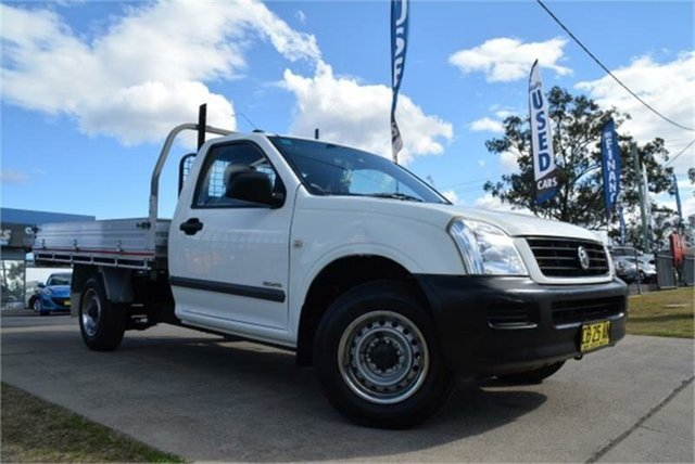Used Holden Rodeo LX, Mulgrave, 2005 Holden Rodeo LX Cab Chassis