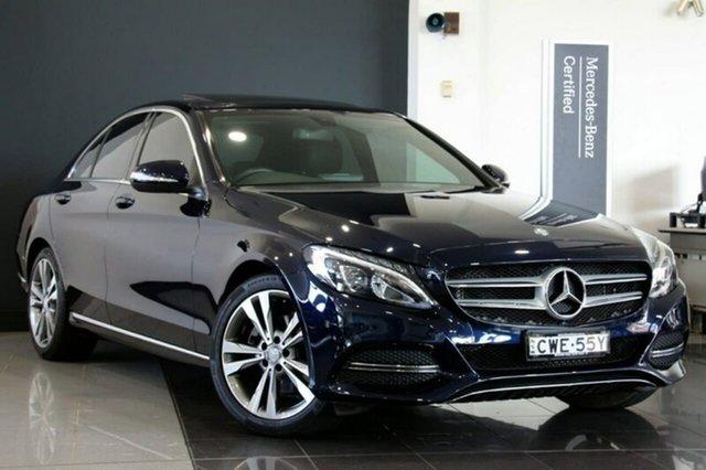 Used Mercedes-Benz C200 7G-Tronic +, Mosman, 2014 Mercedes-Benz C200 7G-Tronic + Sedan