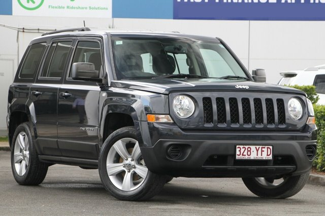 Used Jeep Patriot Sport 4x2, Bowen Hills, 2014 Jeep Patriot Sport 4x2 Wagon