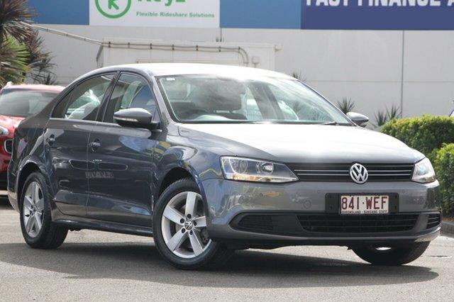 Used Volkswagen Jetta 118TSI DSG Comfortline, Bowen Hills, 2014 Volkswagen Jetta 118TSI DSG Comfortline Sedan