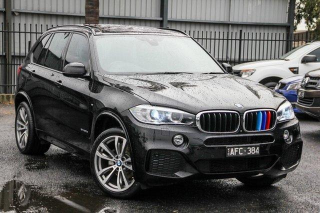 Used BMW X5 xDrive 30D, Oakleigh, 2015 BMW X5 xDrive 30D F15 MY15 Wagon