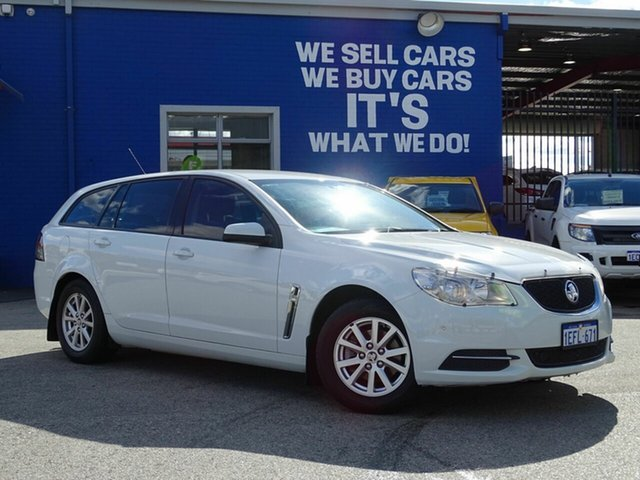 Discounted Used Holden Commodore Evoke Sportwagon, Welshpool, 2013 Holden Commodore Evoke Sportwagon Wagon