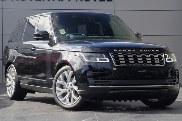 New Land Rover Range Rover TDV6 Vogue, Newstead, 2018 Land Rover Range Rover TDV6 Vogue Wagon