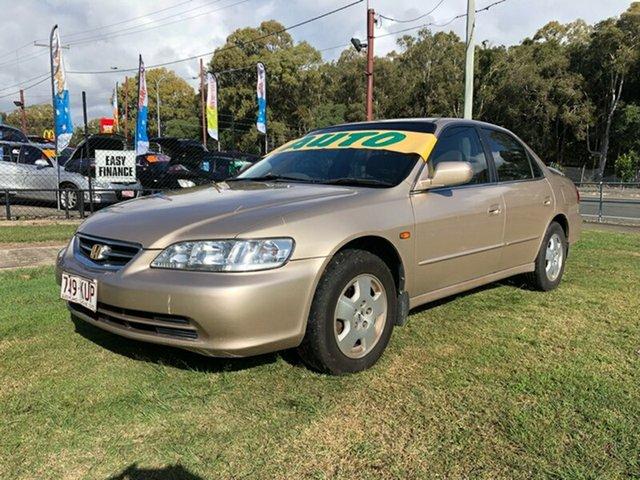 Used Honda Accord V6-L 25th Anniversary, Clontarf, 2002 Honda Accord V6-L 25th Anniversary Sedan